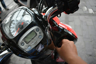Test Ride All New Honda Scoopy