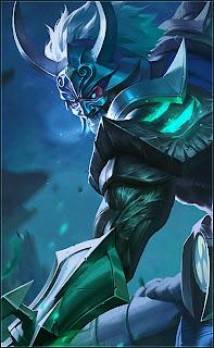 Hanzo The Pale Phantom Heroes Assassin of Skins V1