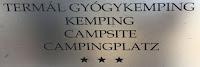 Kemping Termal Gyogykemping w Bukfurdo, Buk, Węgry