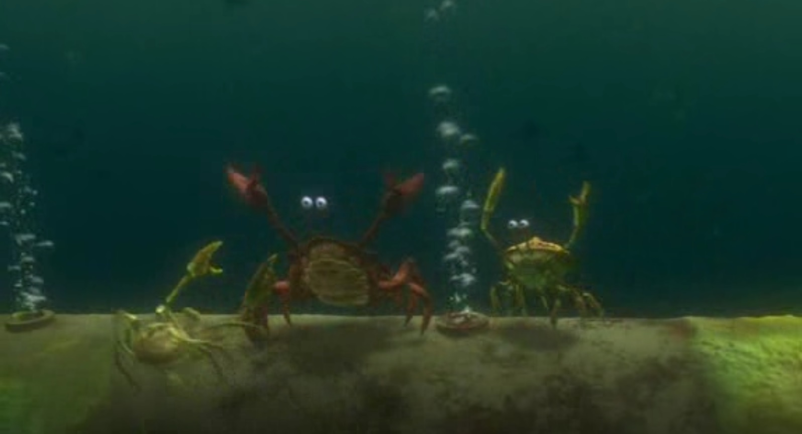 Verde Zona: Cine Ambiental; Buscando a Nemo