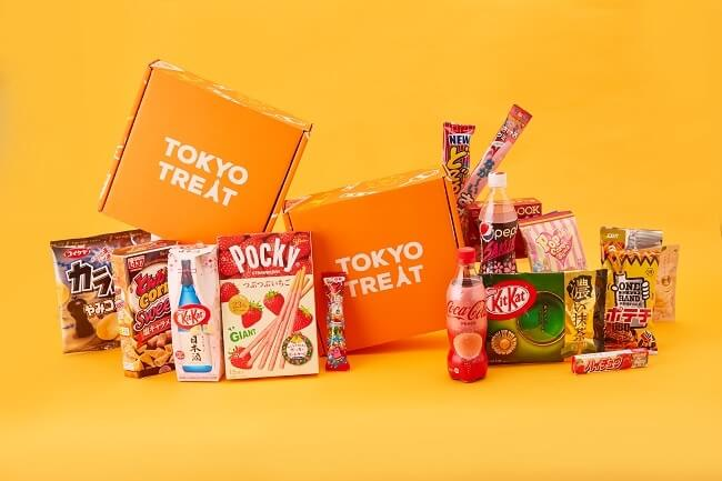 1-month TokyoTreat Premium subscription Giveaway (10 Lucky Winner)