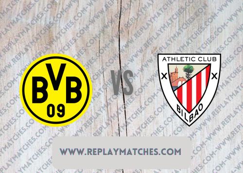 Borussia Dortmund vs Athletic Bilbao -Highlights 24 July 2021