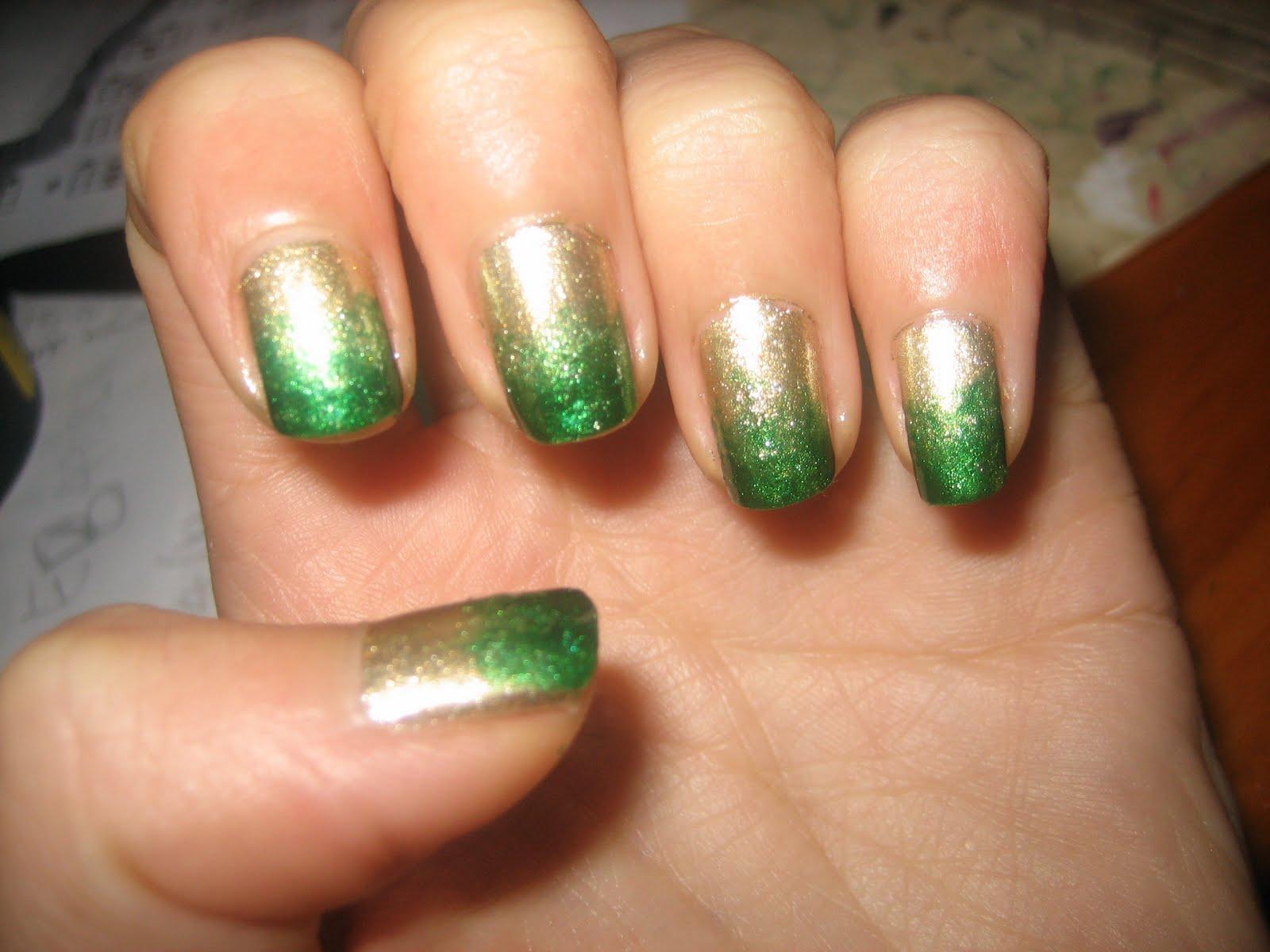 Polish for the MMASSes: Shake It Up Nails!