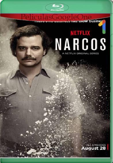 NARCOS TEMPORADA 1 en Google Drive [720p] [LATINO + SUB INGLES/ESPAÑOL]