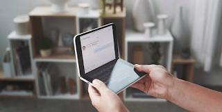 مقارنة.. العيوب الموجودة في الهاتف جالاكسي فولد وغير موجودة في الهاتف Surface Duo والعكس.