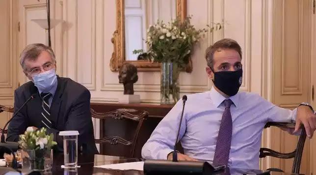 Παρέμβαση Μητσοτάκη: Προανήγγειλε νέα μέτρα για την Αττική - Αναστολή πολιτιστικών εκδηλώσεων για 14 ημέρες και τηλεργασία