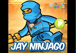 Game Jay Ninjato game giải cứu cực hay