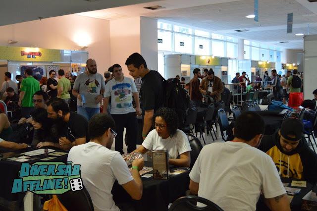 Rio de Janeiro será a capital geek neste fim de semana com a Diversão Offline