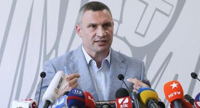 Кличко подал в парламент альтернативный законопроект о столице