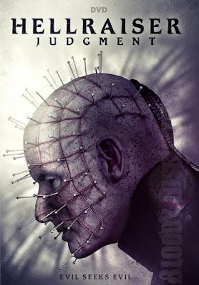Hellraiser Judgment 2018 DVD R1 NTSC Sub