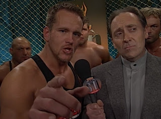 WCW Sin 2001 Review - Mike Tenay interviews Mike Sanders