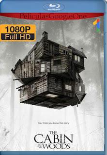 La Cabaña del Terror (The Cabin in the Woods) (2012) [1080p BRrip] [Latino-Inglés] [LaPipiotaHD]
