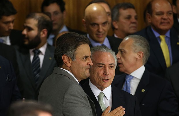 Michel Temer deve renunciar e fim de Aécio Neves
