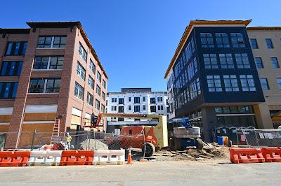 Washington D.C. commercial real estate development