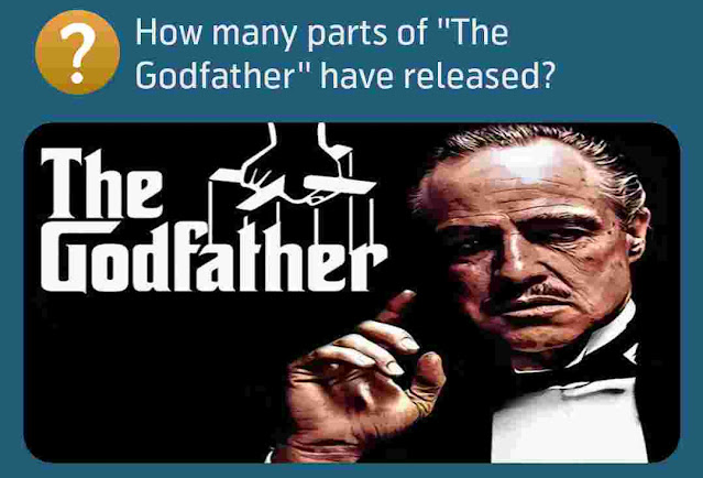 How many parts of ''The Godfather'' have released?