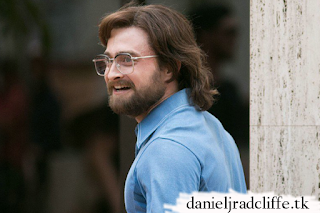 Updated: Daniel Radcliffe on the set of Escape from Pretoria