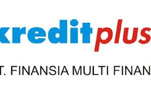 Lowongan Kerja PT. Finansia Multi Finance (Kredit Plus) Pekanbaru September 2018