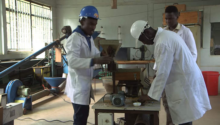 Engineering Students Kenya