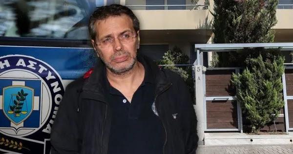 Καταζητούν τον Στέφανο Χίο επειδή «έδειξε» το Μαξίμου πίσω από τη δολοφονία του Καραϊβάζ