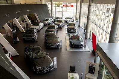 ساماكو السيارات افضل وكيل لسيارات أودي في الشرق الاوسط