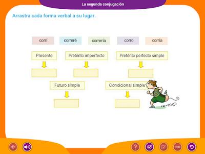 http://www.ceiploreto.es/sugerencias/juegos_educativos_4/9/3_Segunda_conjugacion/index.html