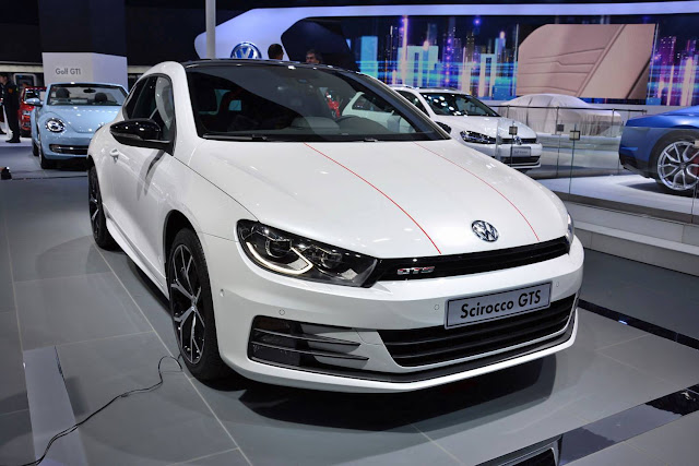 Perfect cars, Volkswagen Scirocco Adds Sporty GTS