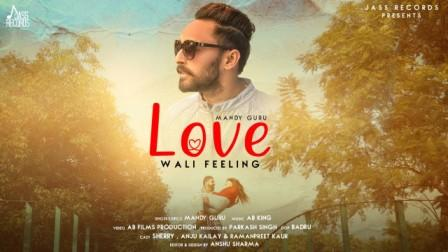 Love Wali Feeling Lyrics - Mandy Guru