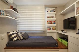 dormitorio de adolescente