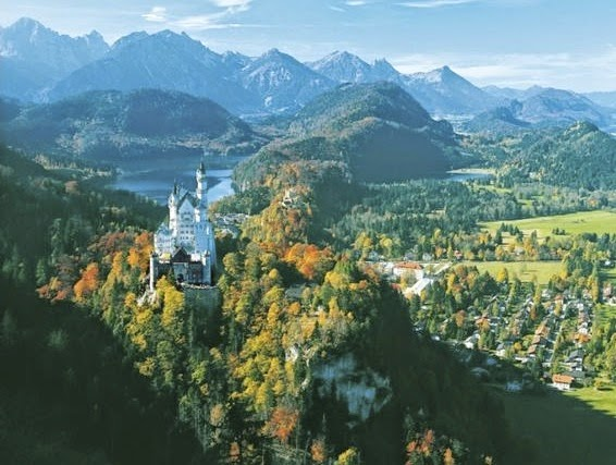 BAVARIA - Top List of Best Travel Countries in the World
