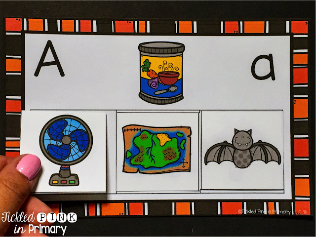 Phonemic Awareness - Differentiated Sound Mats 1