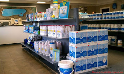 Swimming Pool Chemicals help in the Proper Pool Water Maintenance