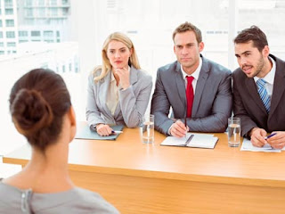 colloquio di lavoro commissione