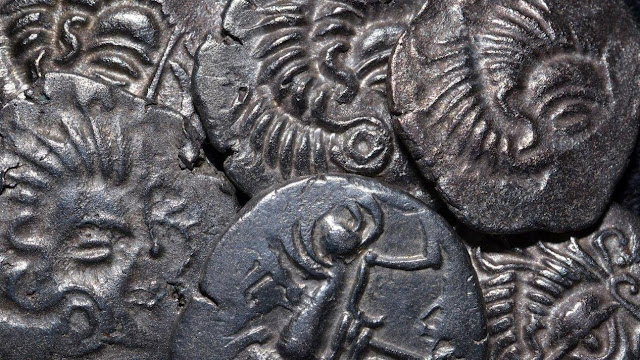 Detectorists unearth 69,347 Iron Age coins in Jersey, Channel Isles