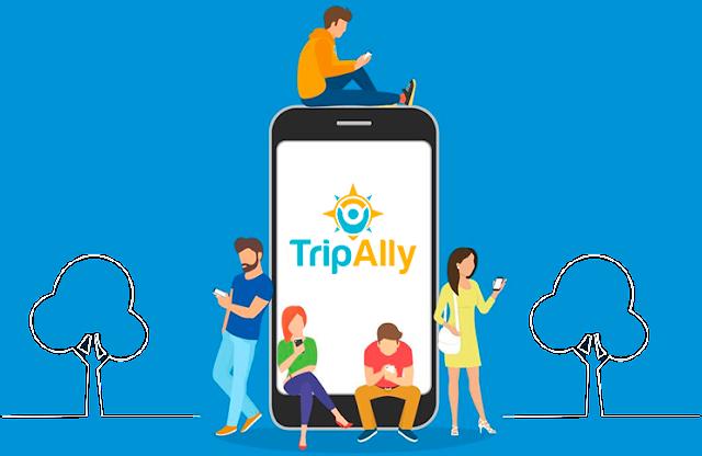 TripAlly Menjaga Anda Tetap Terhubung di Saat Perjalanan