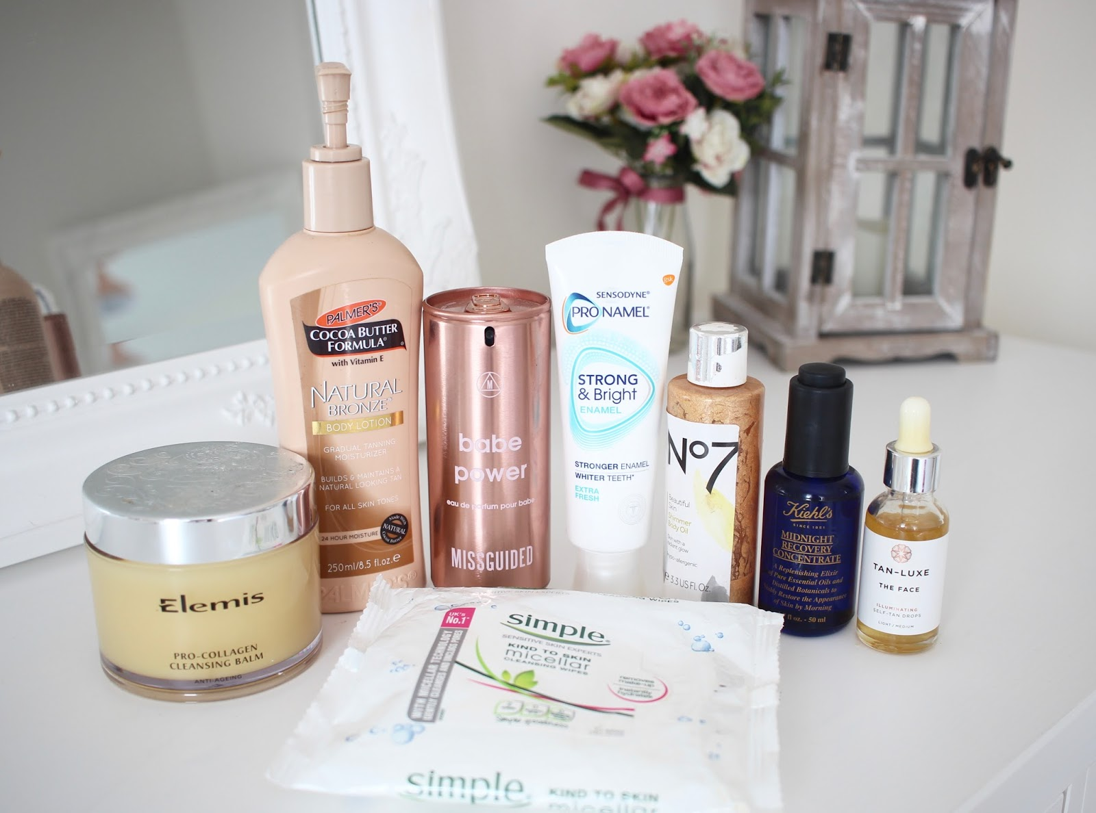 Beauty summer products 3 rare photo