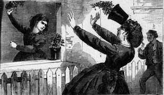 Disputa entre mujeres