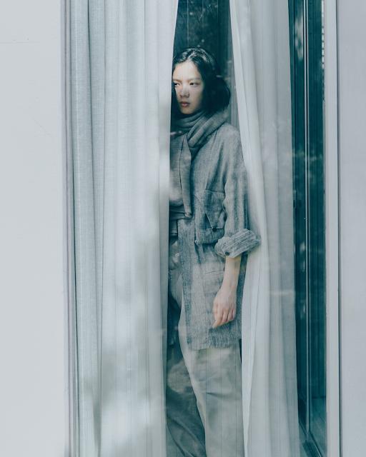 ESSAY AUTUMN WINTER 2019 / AW19 19AW / FASHION BRAND DESIGN TOKYO / 中島セナ 加瀬隆介 / エッセイ ブランド