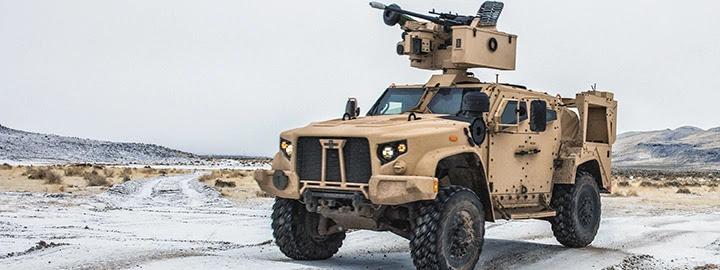 Oshkosh Defense отримала від армії США контракт на $911 млн