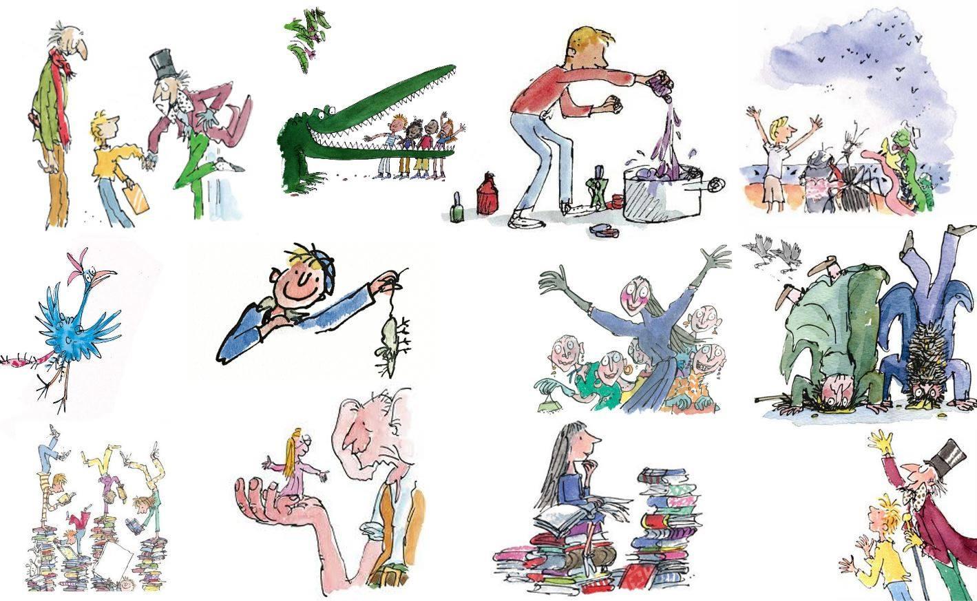 Blogceipcastillalamancha El Magico Mundo De Roald Dahl