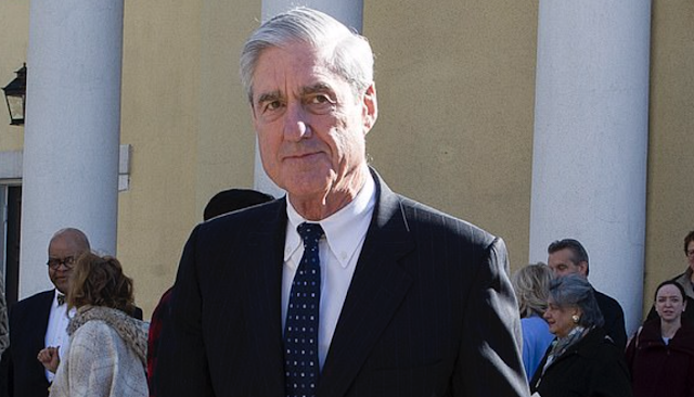 'Fire and Fury' author claims Mueller drafted three-count indictment charging Trump with obstruction and witness tampering – but special counsel's office says supposed internal documents 'do not exist'