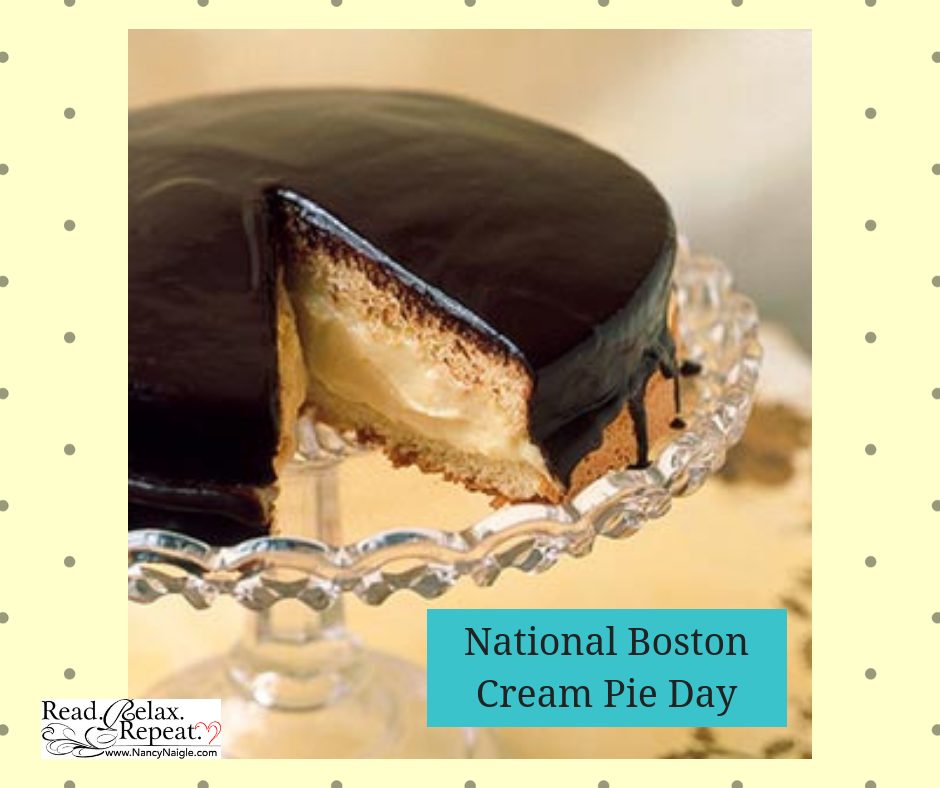National Boston Cream Pie Day Wishes Pics