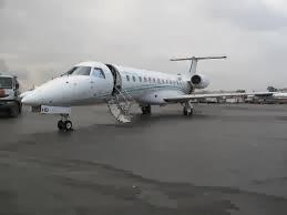 Angola President's plane