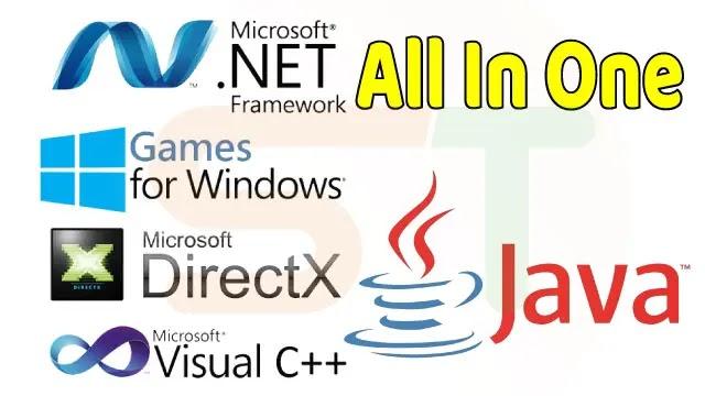 جميع برامج تشغيل الالعاب على الكمبيوتر 2022 بروابط مباشرة