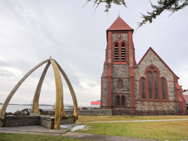 Christ Church Cathedral Falkland Islands