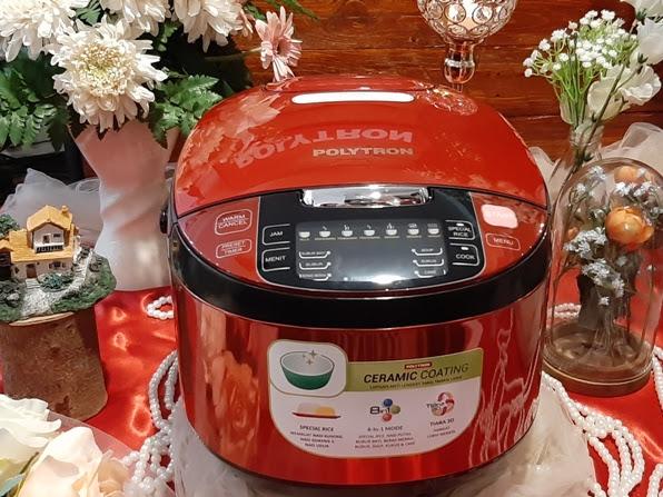 Tiara Pot Smart Multi Cooker, Bisa Mengukus Sayuran Sampai Memasak Kue