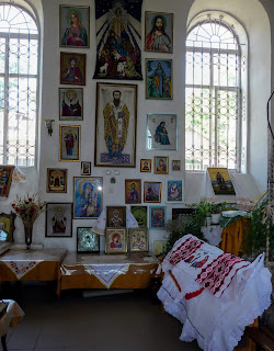 Полтава. Свято-Николаевская церковь