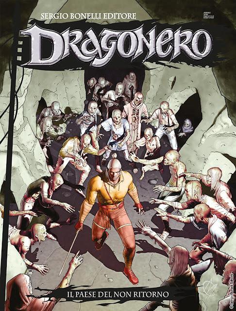 Dragonero #59 - Il paese del non ritorno