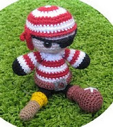 http://www.ravelry.com/patterns/library/amigurumi-pirate