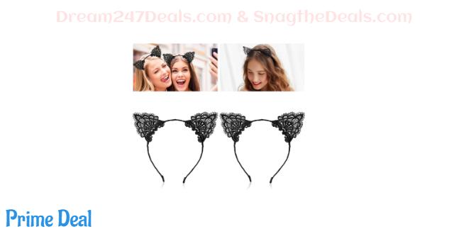 Cat Ear Headbands 50% off