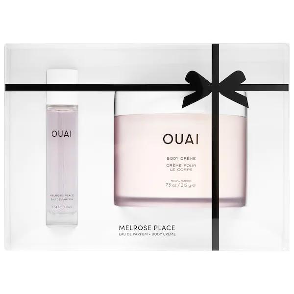 Ouai Melrose Place Eau De Parfum & Body Crème Kit